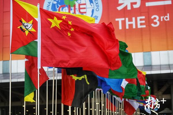 进博时间来了!第三届中国进博会开幕