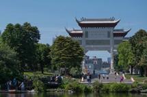 """广州海珠国家湿地公园将代表中国角逐""""迪拜奖"""""""