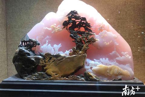 文博会龙园分会场开幕,千奇百态的石头文化你了解多少?