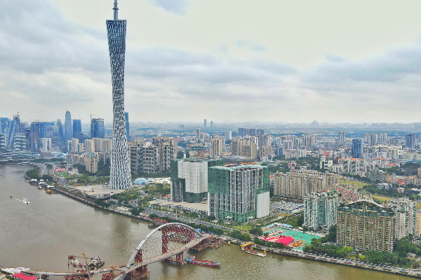 Greater Bay Area eyes enhancing comprehensive strength: Guangdong governor
